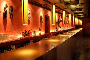 Dinner in the Dark in einem Dunkelrestaurant